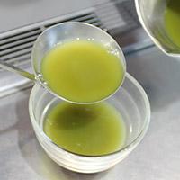 介護食のあん入り抹茶ゼリー作り方4